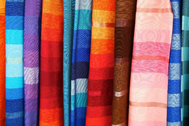Textile industry applications
